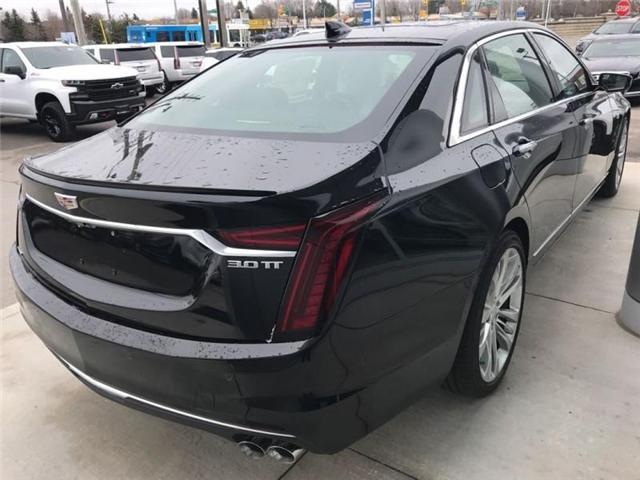 2019 Cadillac CT6 3.0L Twin Turbo Platinum (Stk: U133249) in Newmarket - Image 5 of 8