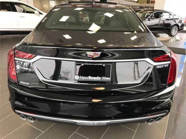 2019 Cadillac CT6 3.0L Twin Turbo Platinum (Stk: U134224) in Newmarket - Image 3 of 14