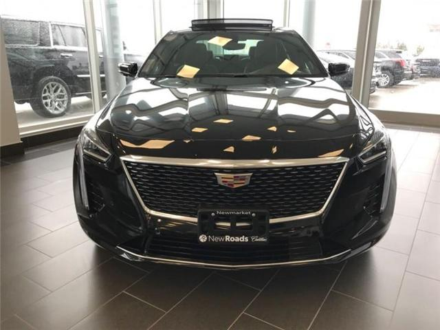 2019 Cadillac CT6 3.0L Twin Turbo Platinum (Stk: U134224) in Newmarket - Image 6 of 14