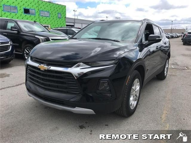 2019 Chevrolet Blazer 3.6 (Stk: S619661) in Newmarket - Image 1 of 20