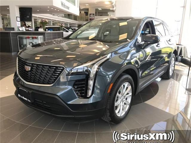 2019 Cadillac XT4 Luxury (Stk: F185984) in Newmarket - Image 1 of 18