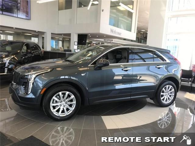 2019 Cadillac XT4 Luxury (Stk: F185984) in Newmarket - Image 2 of 18