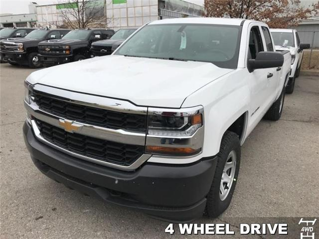 2019 Chevrolet Silverado 1500 LD WT (Stk: 1181132) in Newmarket - Image 1 of 17
