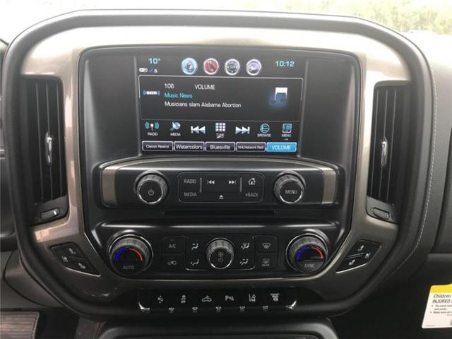 2019 Chevrolet Silverado 2500HD High Country (Stk: F254672) in Newmarket - Image 16 of 22