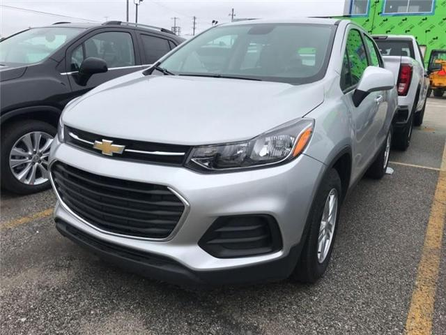 2019 Chevrolet Trax LS (Stk: L329200) in Newmarket - Image 1 of 5