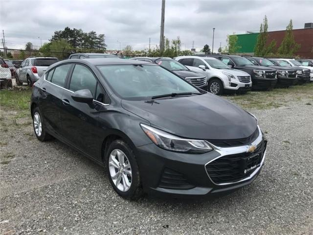 2019 Chevrolet Cruze LT (Stk: S627347) in Newmarket - Image 7 of 21