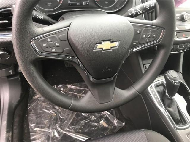 2019 Chevrolet Cruze LT (Stk: S627347) in Newmarket - Image 15 of 21