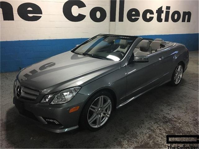 2011 Mercedes-Benz E-Class Base (Stk: 11562) in Toronto - Image 1 of 28