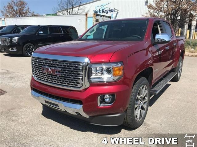2019 GMC Canyon Denali (Stk: 1283974) in Newmarket - Image 1 of 18