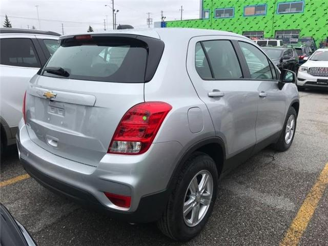 2019 Chevrolet Trax LS (Stk: L348113) in Newmarket - Image 4 of 8