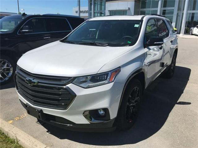 2019 Chevrolet Traverse Premier (Stk: J270965) in Newmarket - Image 1 of 8