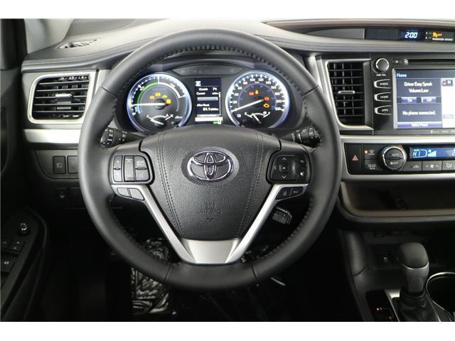 2019 Toyota Highlander Hybrid XLE (Stk: 292339) in Markham - Image 19 of 28