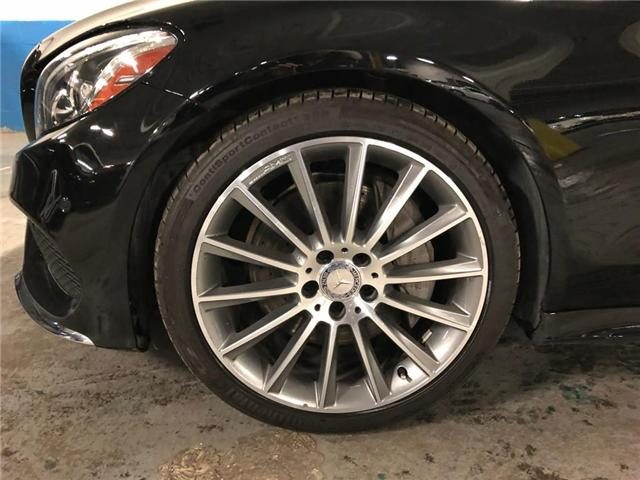 2017 Mercedes-Benz C-Class Base (Stk: 11923) in Toronto - Image 18 of 28