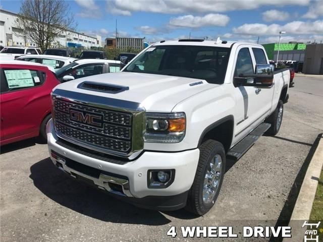 2019 GMC Sierra 2500HD Denali (Stk: F273425) in Newmarket - Image 1 of 22