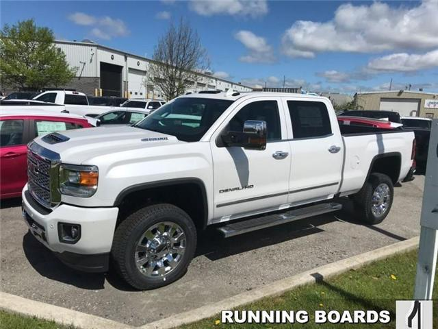 2019 GMC Sierra 2500HD Denali (Stk: F273425) in Newmarket - Image 2 of 22