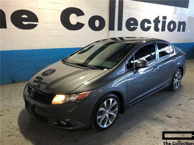 2012 Honda Civic Si (Stk: 2HGFB6) in Toronto - Image 1 of 27