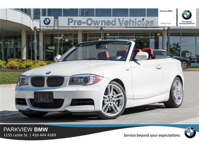 2013 BMW 135i  (Stk: 55443A) in Toronto - Image 1 of 21