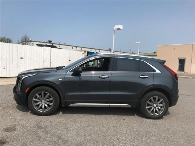 2019 Cadillac XT4 Premium Luxury (Stk: F197378) in Newmarket - Image 2 of 22