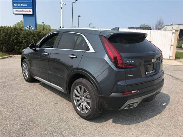 2019 Cadillac XT4 Premium Luxury (Stk: F197378) in Newmarket - Image 3 of 22