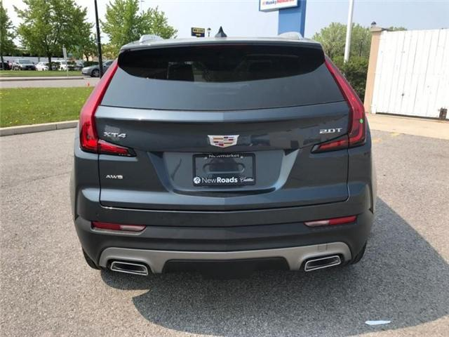2019 Cadillac XT4 Premium Luxury (Stk: F197378) in Newmarket - Image 4 of 22
