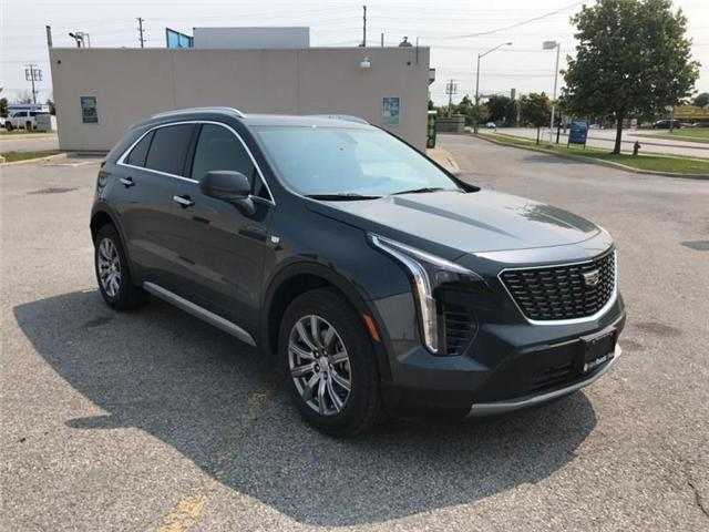 2019 Cadillac XT4 Premium Luxury (Stk: F197378) in Newmarket - Image 7 of 22