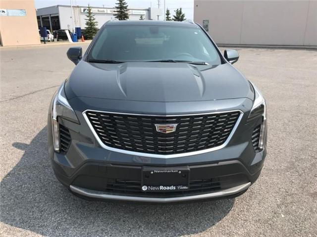 2019 Cadillac XT4 Premium Luxury (Stk: F197378) in Newmarket - Image 8 of 22