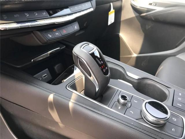 2019 Cadillac XT4 Premium Luxury (Stk: F197378) in Newmarket - Image 17 of 22