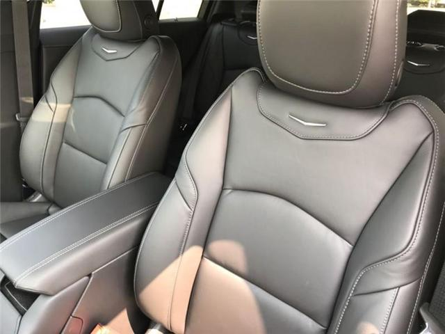 2019 Cadillac XT4 Premium Luxury (Stk: F197378) in Newmarket - Image 21 of 22