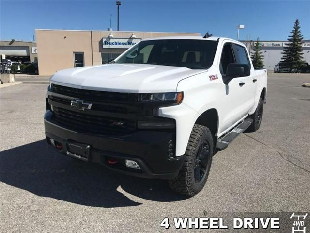 2019 Chevrolet Silverado 1500 LT Trail Boss (Stk: Z277966) in Newmarket - Image 1 of 22