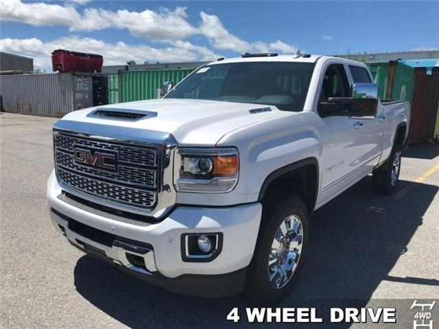 2019 GMC Sierra 2500HD Denali (Stk: F271776) in Newmarket - Image 1 of 21