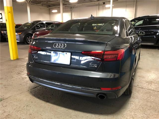 2017 Audi A4 2.0T Progressiv (Stk: WAUENA) in Toronto - Image 13 of 29