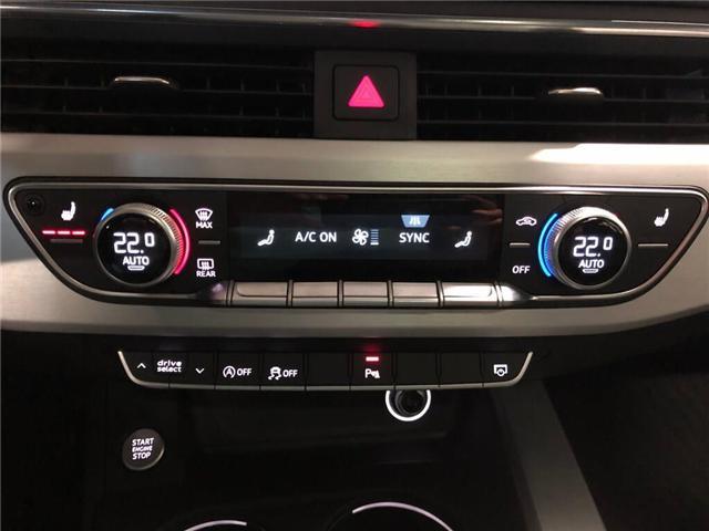2017 Audi A4 2.0T Progressiv (Stk: WAUENA) in Toronto - Image 28 of 29