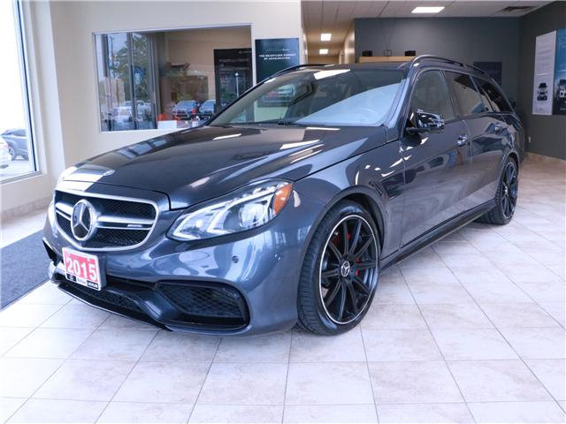 2015 Mercedes-Benz E-Class S-Model (Stk: 197148) in Kitchener - Image 1 of 33