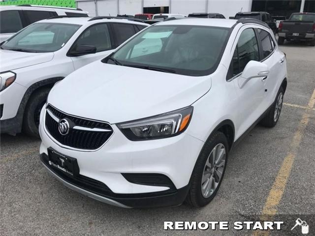 2019 Buick Encore Preferred (Stk: B885872) in Newmarket - Image 1 of 10