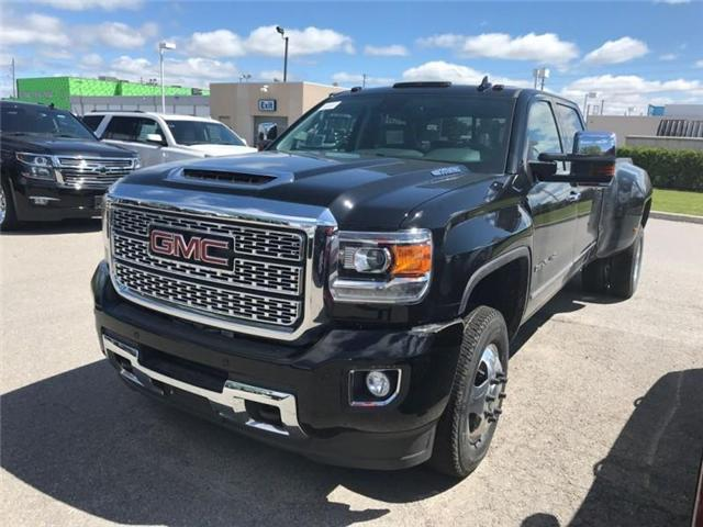 2019 GMC Sierra 3500HD Denali (Stk: F209542) in Newmarket - Image 1 of 10