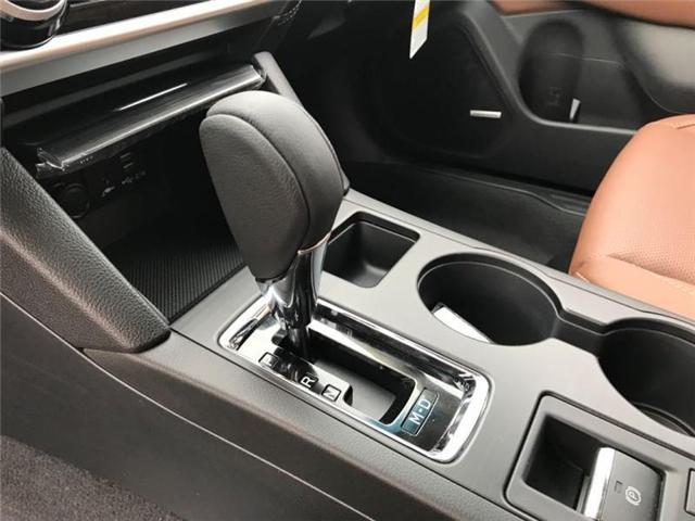 2019 Subaru Outback 3.6R Premier EyeSight Package (Stk: S19041) in Newmarket - Image 16 of 20