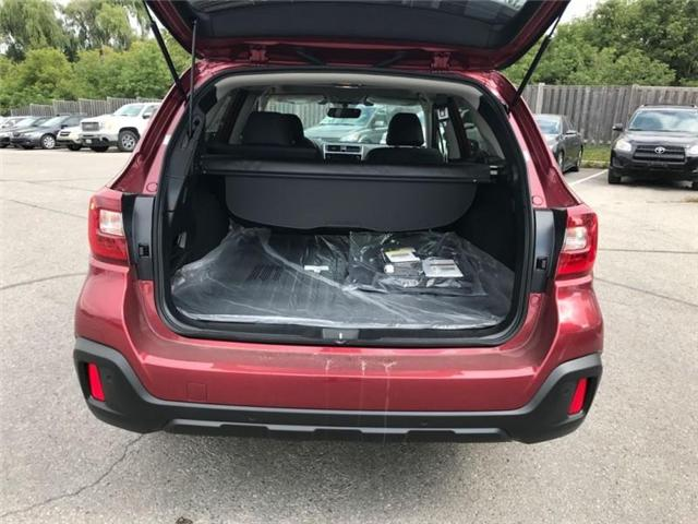 2019 Subaru Outback 3.6R Limited (Stk: S19058) in Newmarket - Image 10 of 20
