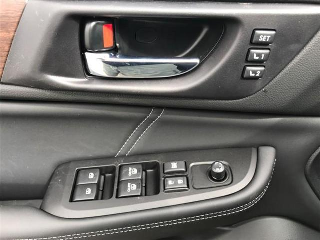 2019 Subaru Outback 3.6R Limited (Stk: S19058) in Newmarket - Image 14 of 20