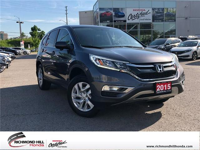 2015 Honda CR-V EX (Stk: 190828P) in Richmond Hill - Image 1 of 19