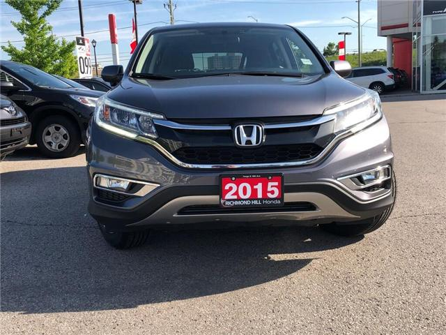 2015 Honda CR-V EX (Stk: 190828P) in Richmond Hill - Image 2 of 19