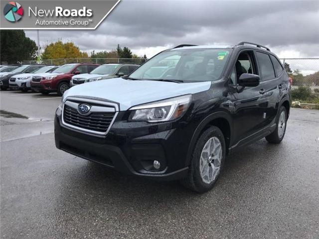 2019 Subaru Forester 2.5i Touring (Stk: S19140) in Newmarket - Image 1 of 20