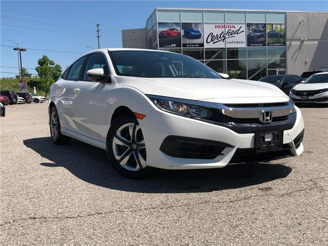 2016 Honda Civic LX (Stk: 191186P) in Richmond Hill - Image 1 of 18