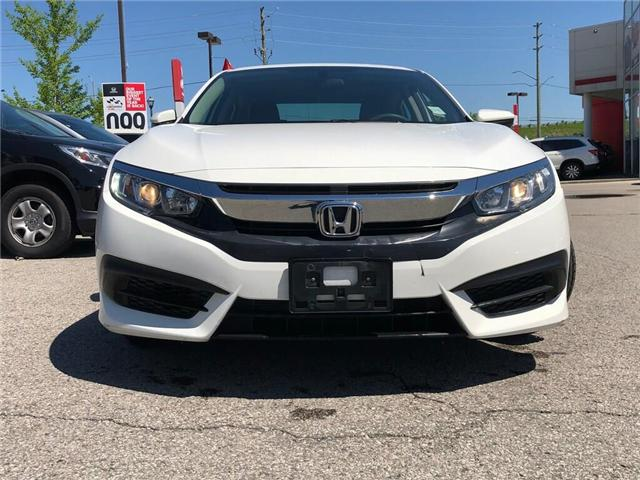2016 Honda Civic LX (Stk: 191186P) in Richmond Hill - Image 2 of 18