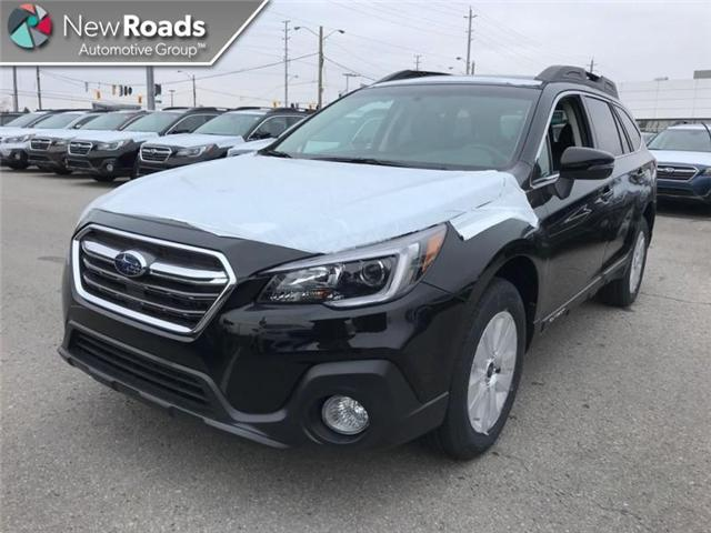 2019 Subaru Outback 2.5i Touring (Stk: S19166) in Newmarket - Image 1 of 19