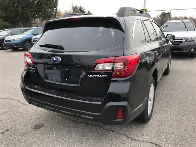 2019 Subaru Outback 2.5i Touring (Stk: S19166) in Newmarket - Image 5 of 19
