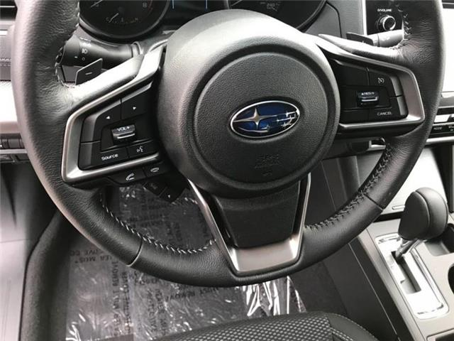 2019 Subaru Outback 2.5i Touring (Stk: S19166) in Newmarket - Image 15 of 19