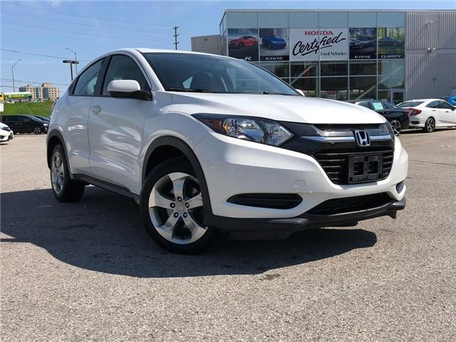 2016 Honda HR-V LX (Stk: 190907A) in Richmond Hill - Image 1 of 14