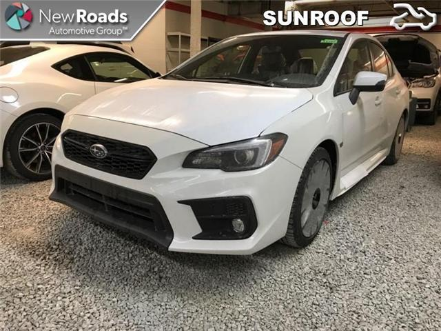 2019 Subaru WRX Sport-tech (Stk: S19194) in Newmarket - Image 1 of 7