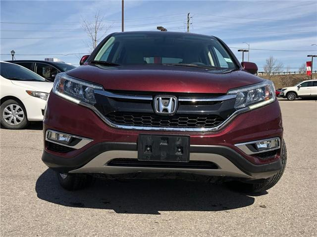 2015 Honda CR-V EX (Stk: 2106P) in Richmond Hill - Image 2 of 18