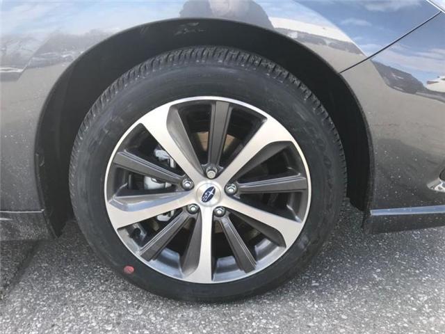2019 Subaru Legacy 2.5i Limited w/EyeSight Package (Stk: S19309) in Newmarket - Image 9 of 20